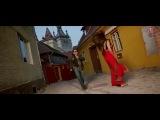 Промо песни Tere Naina из фильма Jai Ho (Салман Кхан)